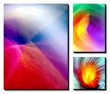 Volcano Visions Tableau multi toiles par Douglas Taylor