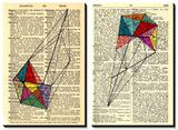 Shutter and Illogical Prisms Tableau multi toiles par Jaime Derringer
