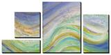 La mer Tableau multi toiles par Patricia Pinto