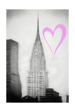 Luv Collection - New York City - Chrysler Building II