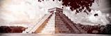 ¡Viva Mexico! Panoramic Collection - El Castillo Pyramid in Chichen Itza IX